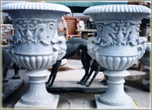 Flower Pots and Urns